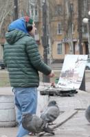 Городской художник