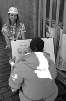 Улыбнитесь-Вас рисуют