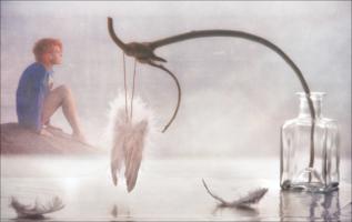 Уставший ангел