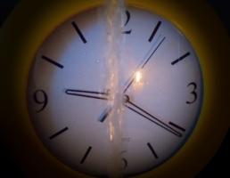 Время течет, время сгорает...