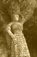 каменная женщина