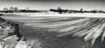 Штрих-код зимы