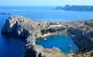 На острове Родос