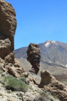 В кратере вулкана Тейде