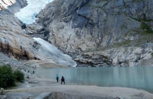 Скалы и ледники Норвегии