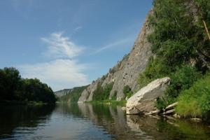 По Белой, реке...