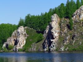 Каменный лик
