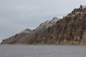 На Ленских берегах Арктики