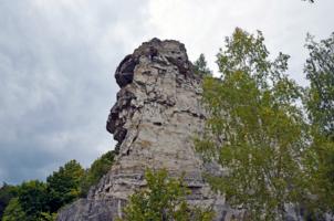 рай скалолазов, гора Верблюд