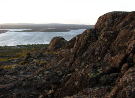 Взгляд со скалы