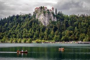 Бледский замок.