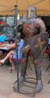 Рыцарь всегда на страже:)