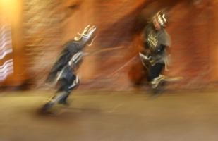 Боевой танец