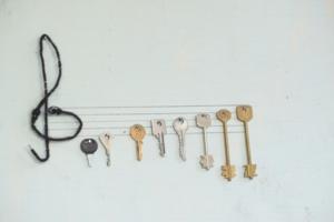 Ключевые ноты
