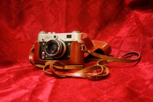 старина фотоаппарат