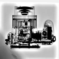 мой аппарат под рентгеном