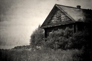 Забытая деревня
