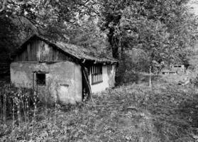 Осень. Покинутый хутор