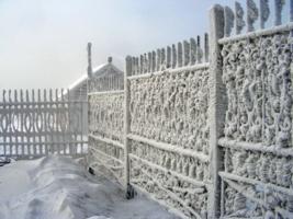 Мороз Иваныча дом