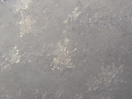 Зимние кристаллы