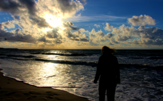 Одиночество на море