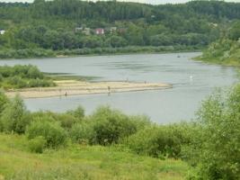 Устье Таруски