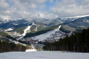 Мир одной лыжницы