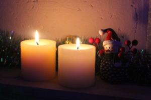 Новогодние огни