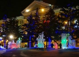 Томск праздничный