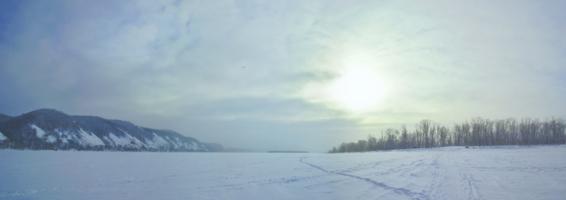 мороз и ветер