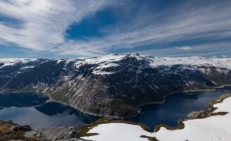 Норвегия. (май)