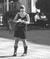 ...и маленькое чёрное платье
