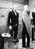 Когда они крылья снимают?