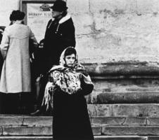 Женщина в шали. 1979 год