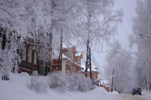 Поо русские зимы...