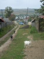 Уральский городок