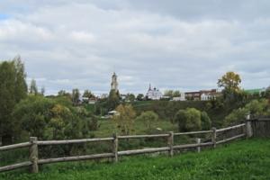 Городок провинциальный