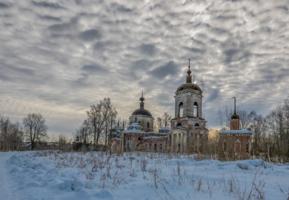 Село Фёдоровское.