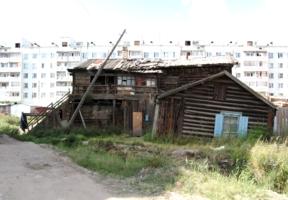 Окраина России - гор. Якутск