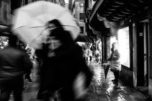 Про сложенный зонтик