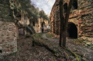 Заброшенный форт