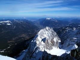 Фото горнолыжника