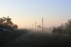 Убегающие в туман