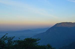 В горах Индии