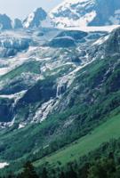 Перспектива гор