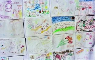 Священный день в рисунках детей