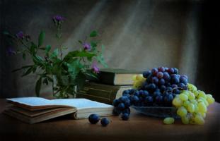 Роман с виноградом