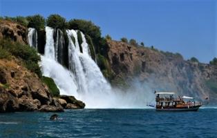 Дюденский водопад.. ( Анталия)
