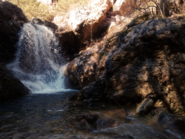 Февраль в каньоне Боса