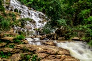 Чиангмайские горы.